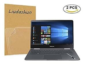 """Liudashun Protector de Pantalla HD Transparent para 15.6"""" Samsung Notebook 9 Pro 15 NP940X5M Ordenador"""