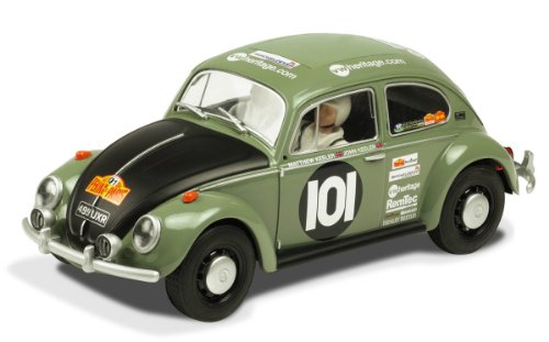 Scalextric Volkswagen Beetle 1959 Car, 1:32 Scale (Car Scale 32 Slot Body)