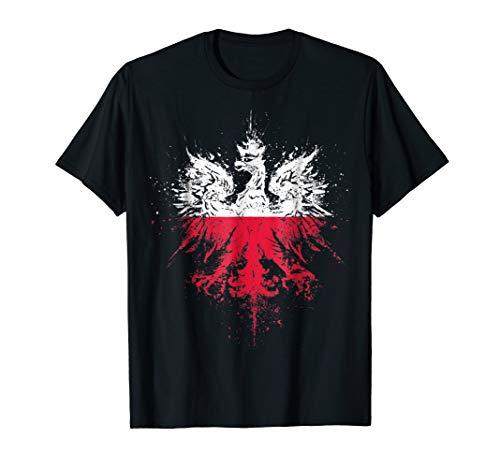 Polish Eagle (Polish Eagle | Polish Pride | Polish Flag | Polish T-Shirt)