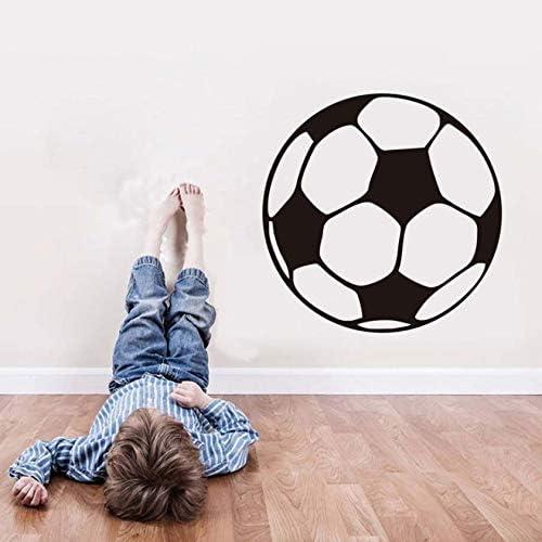 xlei Etiqueta De La Pared Balón De Fútbol De Fútbol Etiqueta De La ...