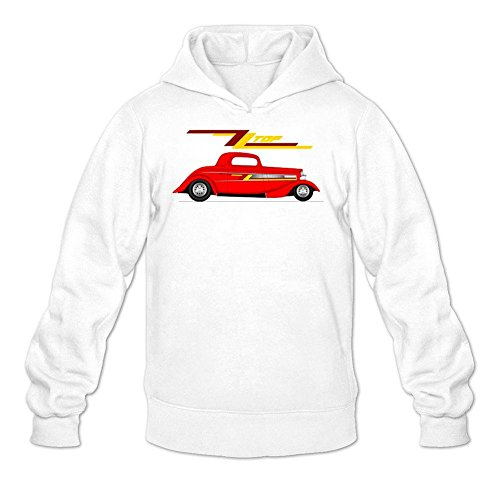 Niceda Men's ZZ Top Long Sleeve Sweatshirts - Male Dusty Model