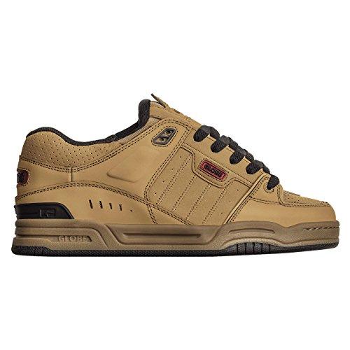 Globe Fusion Skate Shoes Trainers Tobacco Brown Gum UK 11   US 12   EU 46 -