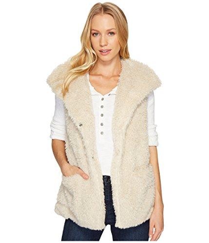 誠意広く資本主義[ディラン バイ トゥルーグリット] Dylan by True Grit レディース Ultra Soft Sherpa Cozy Pocket Vest ジャケット [並行輸入品]