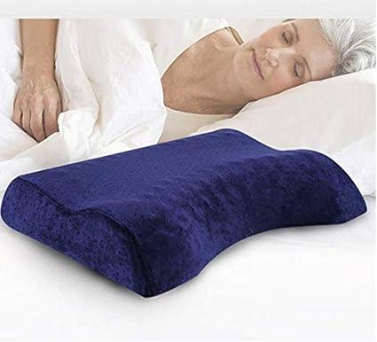 Espuma de Memoria para Dormir Almohada Proteger el Cuello ...