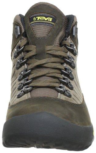 Teva Forge Pro Mid eVent LTR - Zapatos de senderismo de cuero mujer marrón - Braun (brown 556)