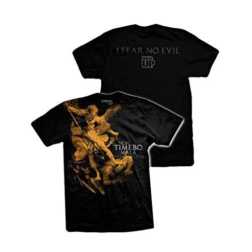 Ranger Up St. Michael Archangel Protector Army of God, Good vs Evil T-shirt
