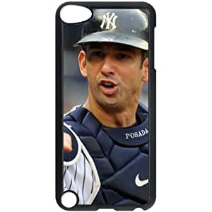 MLB IPod Touch 5 Black New York Yankees cell phone cases&Gift Holiday&Christmas Gifts NADL7B8826267