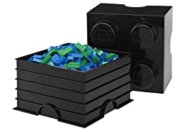 LEGO Storage Brick 8, Red