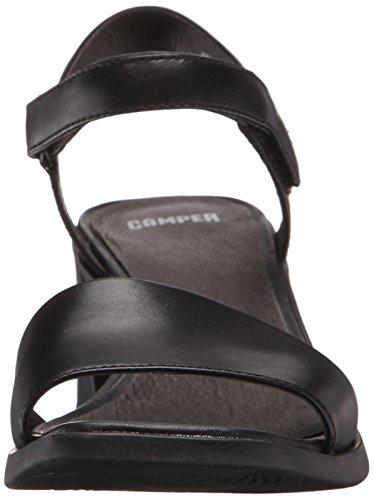 Camper Krl K200101-004 Zapatos de tacón Mujer Negro