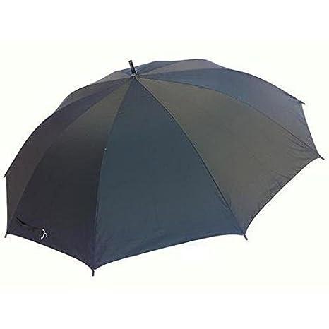Paraguas de Bastón XXL Grande Estable para Lluvia 95 Cm Largo D 120 cm Automático