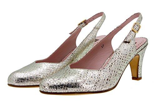 Platino Amples 8210 En Confort Escarpin Cuir Chaussure Femme Piesanto Confortables zqT8OO