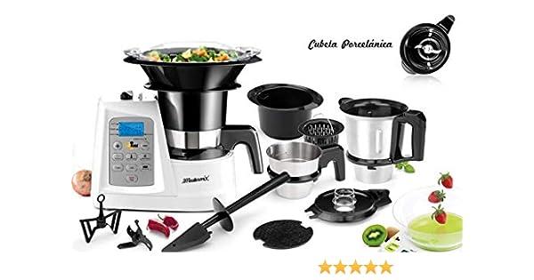 Robot de Cocina Mastermix, Sergio Fernández 995, 00€ + Talonario ...