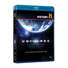 The Universe: Season 1 [Blu-ray] (2008)