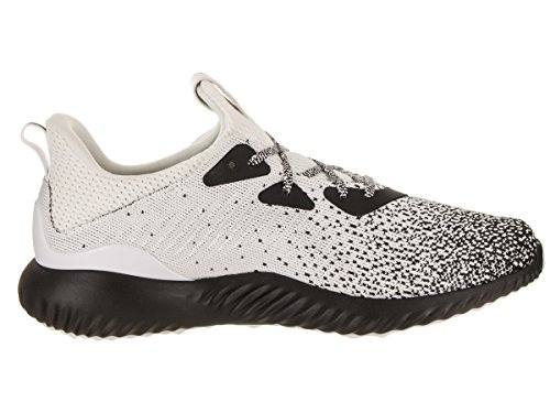 Pictures of adidas Men's Alphabounce Ck M Running Shoe White/Black 2