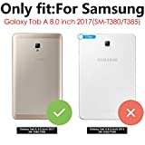 ProCase Galaxy Tab A 8.0 2017 T380 T385 Case, Slim
