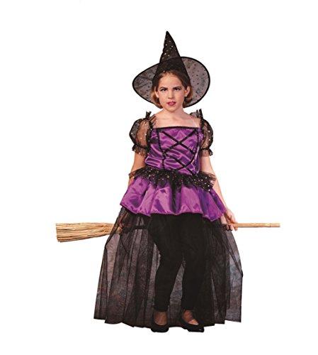 RG Costumes Sabrina The Pretty Witch Costume, Black/Purple, Medium