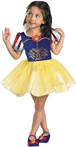 Girls Snow White Princess (Snow White Ballerina Costume)