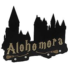 Porta Chaves Alohomora Decorativo Com Ímãs Harry Potter