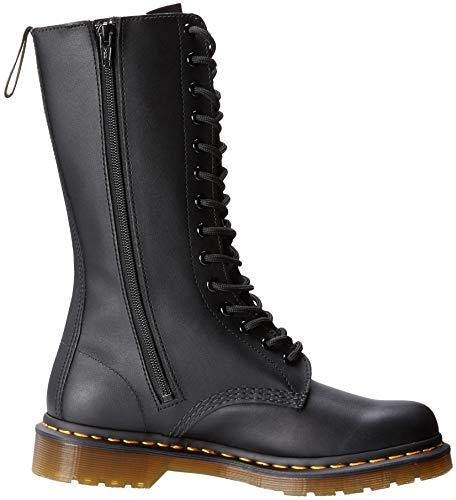 Martens Noir Boots Vonda Dr femme BwqHvwF1