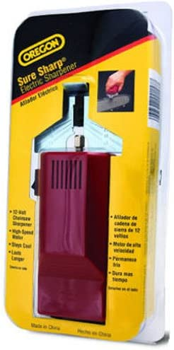 Oregon 30846 12-Volt Sure Sharp Chain Saw Sharpener