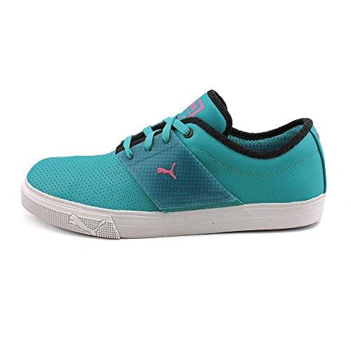 Puma El Ace T Zapatos BlueBird-BeeTrootPurple