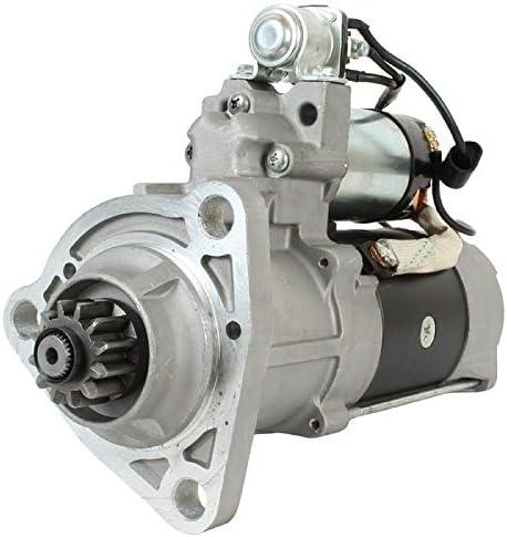 DB Electrical SMT0392 Starter For Kenworth Medium /& Heavy Duty Trucks T300 T600 T800 W900 //Peterbilt 320 330 335 340 375 379 //Cummins 8.3L ISC Cummins 8.9L ISL M9T71379