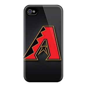 New Arrival Case Specially Design For Iphone 4/4s (arizona Diamondbacks)