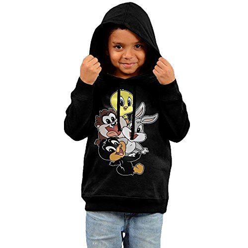 Looney Tunes Cute Cotton Hoodie For Toddler - Technology Veyron Bugatti