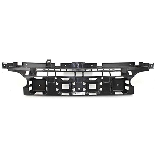 Evan-Fischer EVA18072026924 Bumper Bracket for Jeep Grand Cherokee 05-10 Front Plastic Cover Limited/Laredo/Overland Model