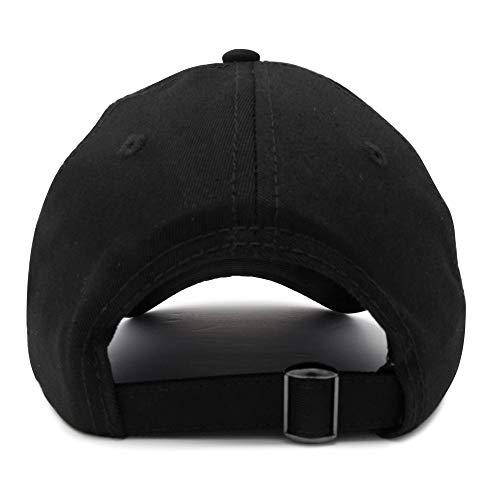 ac642983 Dalix Unisex Unstructured Cotton Cap Adjustable Plain Hat, - Import ...