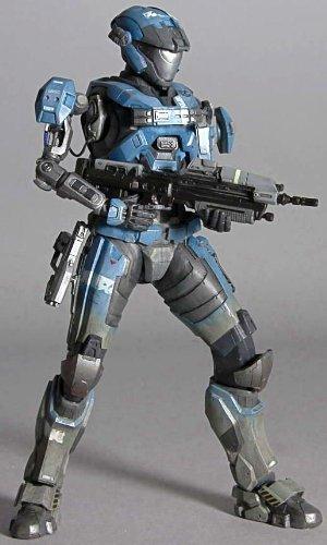 - Halo Reach Square Enix Play Arts Kai Series 2 Action Figure Lieutenant Commander Kat
