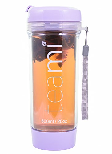 TUMBLER Infuser Water Bottle Teami product image