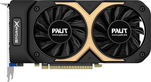 Palit NE5X75TTHD41F Grafikkarte Nvidia (PCI-e 2048MB GDDR5 VGA, DVI, HDMI 1 GPU)
