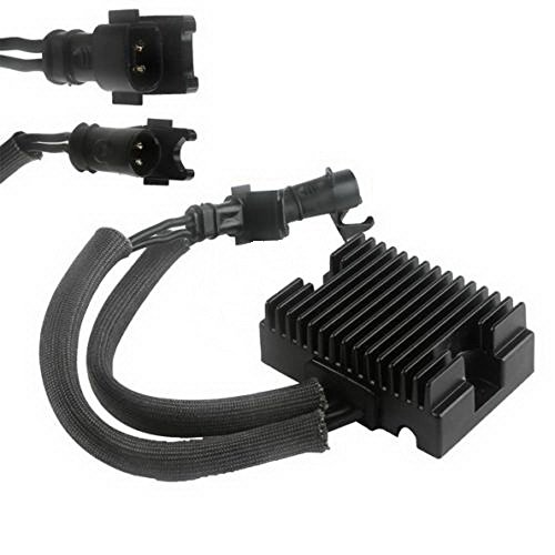 Price comparison product image Motorcycle Aluminum Voltage Regulator Rectifier For Harley 2009 Sportster XL New