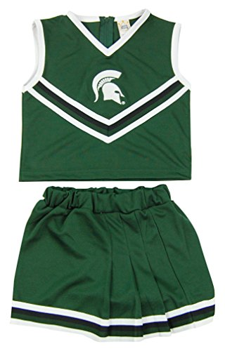 Costumes Design Schools In Georgia - Little King NCAA Michigan State Spartans