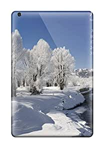 Richard V. Leslie's Shop New Style Awesome Case Cover/ipad Mini 3 Defender Case Cover(fresh Snow January 2010 Calender) 6798065K67580103