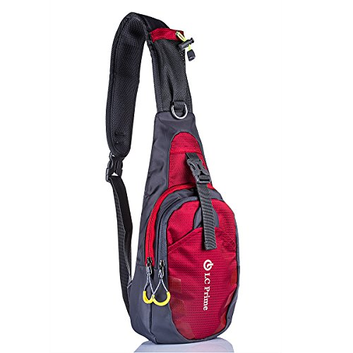 LC Prime Shoulder Unbalance Backpack