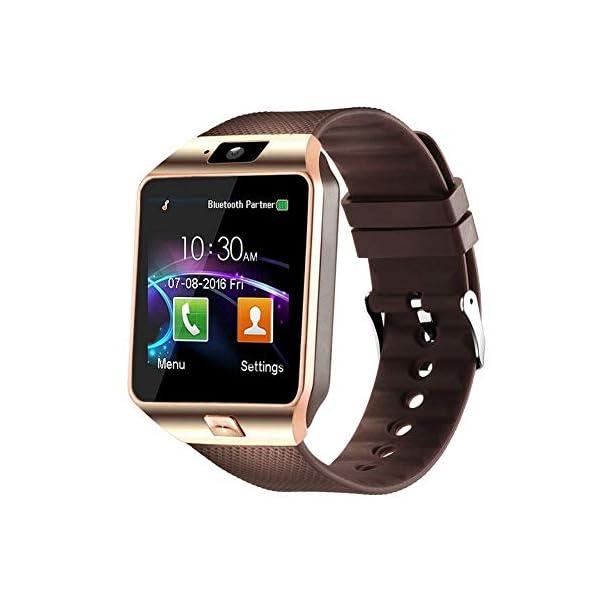 Padgene Bluetooth Smart Watch with Camera