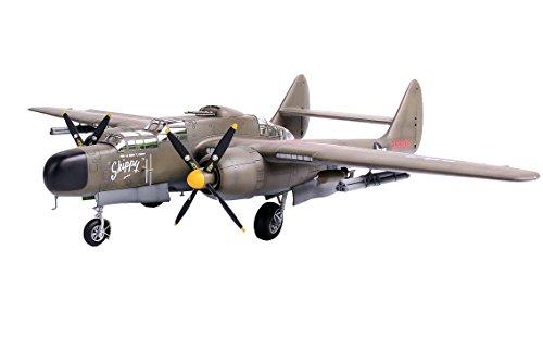 グレートウォールホビー 1/48 P-61Aブラックウィドウ ロケットランチャー付き プラモデル S4807の商品画像