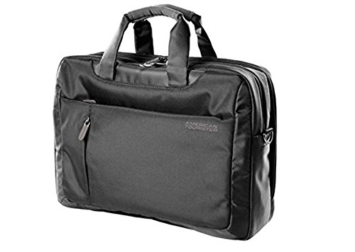 American Tourister Activair Polyester 10 Ltrs Black Laptop Briefcase (56T (0) 29 007) (B0772QRL7S) Amazon Price History, Amazon Price Tracker