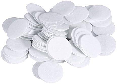 Filtros de microdermoabrasión, 500 unidades de filtros redondos de ...