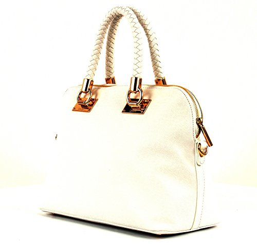 LIU JO Anna Shopping M White