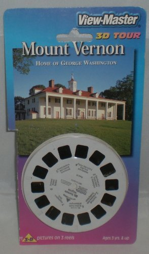 View Master: Mount Vernon USA View-Master