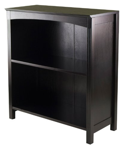 "Winsome Terrace Storage Shelf / Bookcase 3-Tier 26"" wide in"