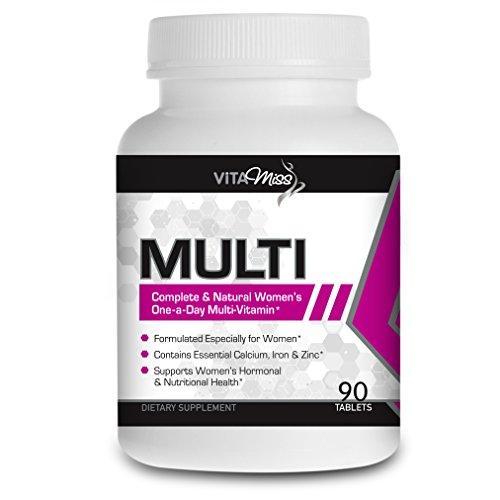 Vitamiss Multi Multimineral Multivitamin Nutritional product image