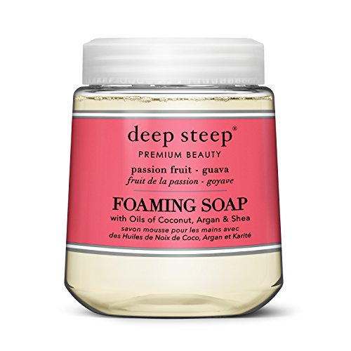 simplehuman Deep Steep 10 fl. oz. Passion Fruit Guava Cartridge Foaming Hand wash