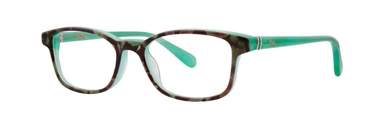 Eyeglasses Lilly Pulitzer OPAL AQUA GRANITE