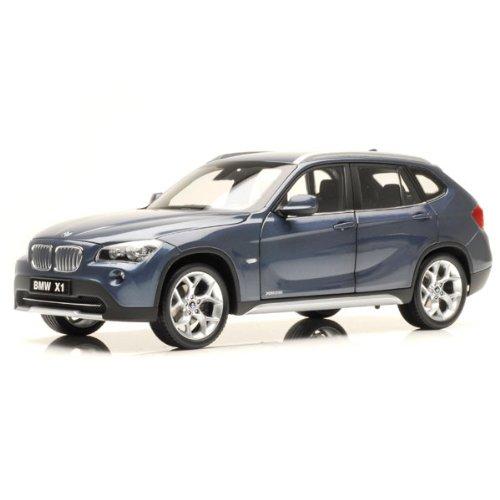 1/18 BMW X1(Graphite Blue) K08791BL