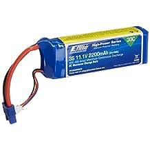 EFL EFLB22003S30 2200mAh 3S 11.1V 30C LiPo 13AWG EC3 Battery