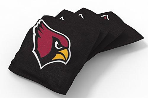 PROLINE NFL Arizona Cardinals Bean Bag Set (8 Pack) ()